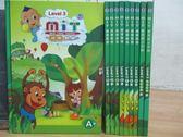 【書寶二手書T2/少年童書_RBO】Level3_A~H冊等_共10本合售_優質數學
