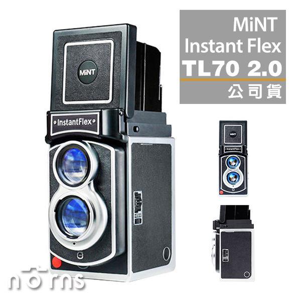 NORNS 【MiNT InstantFlex TL70 2.0 拍立得相機】instax 雙鏡頭 第二代 公司貨 保固一年