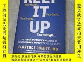 二手書博民逛書店Keep罕見It Up: The Power of Precis