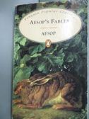 【書寶二手書T1/原文小說_LNU】Aesop s Fables_AESOP,