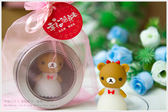 拉拉熊(USB 8G)-女版 (附鐵盒及紗袋包裝).(快娶)婚禮小物 生日情人節禮物.幸福朵朵 只要 230元!