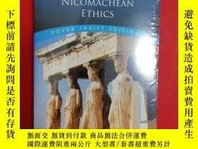 二手書博民逛書店Nicomachean罕見Ethics (尼各馬可倫理學)Y14