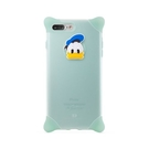 Bone iPhone 8 / 7 (4.7) 泡泡保護套 透明藍-唐老鴨 手機殼