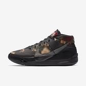 Nike Kd13 Ep [DA0894-005] 男鞋 運動 籃球 緩震 氣墊 輕盈 靈敏 舒適 彈性 穿搭 黑 金