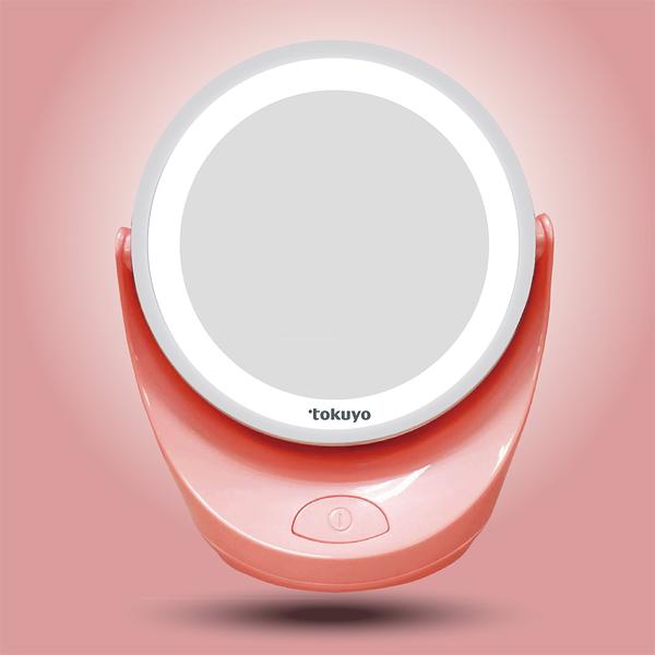 【超贈點五倍送】tokuyo LED玩美魔鏡TP-103