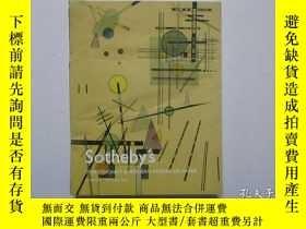 二手書博民逛書店外文原版拍賣圖錄罕見Sotheby s 2007 IMPRESS