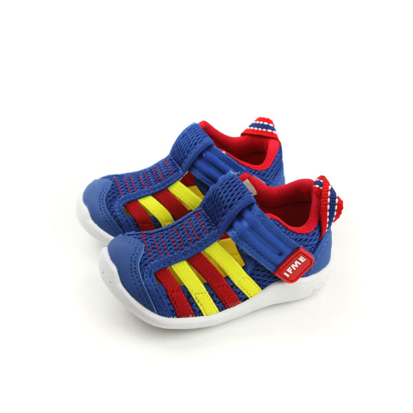 IFME 運動鞋 寶寶鞋 機能鞋 藍色 小童 童鞋 IF22-800436 no064