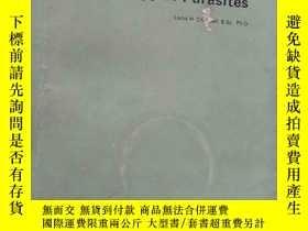 二手書博民逛書店Physiology罕見of Parasites寄生蟲生理學【英
