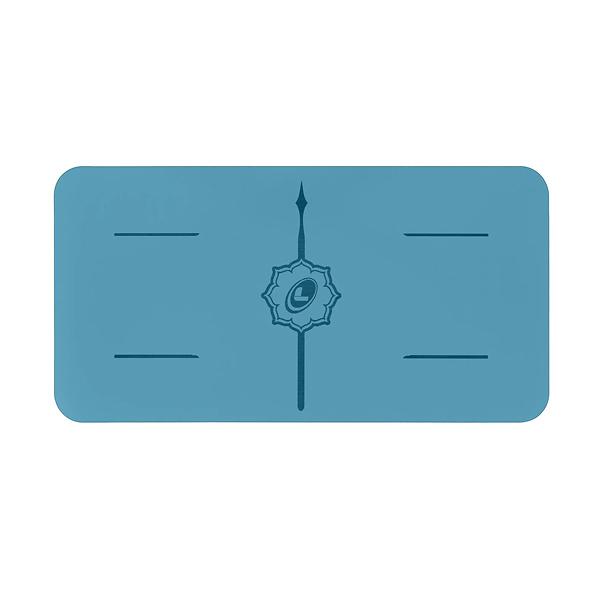 Liforme Yoga Mat 瑜珈墊 迷你款 - 藍色 (附背袋)