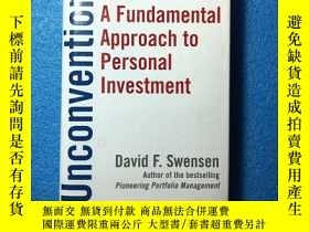 二手書博民逛書店Unconventional罕見Success: A Fundamental Approach to Person
