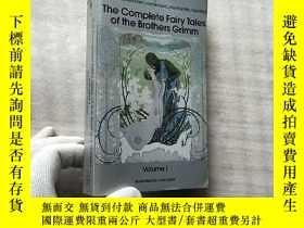 二手書博民逛書店The罕見Complete Fairy Tales of the Brothers Grimm Volume I