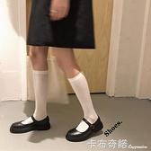 日系小皮鞋女英倫秋季學生學院風瑪麗珍單鞋洛麗塔基礎款jk制服鞋 聖誕節全館免運