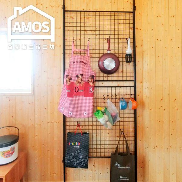 置物架 流理台架 廚房架【TAW017】90*90頂天立地網片置物架 Amos