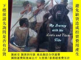 二手書博民逛書店The罕見Captain s Dog: My Journey w