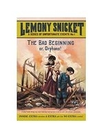 二手書博民逛書店 《The Bad Beginning》 R2Y ISBN:9780061146305│Snicket