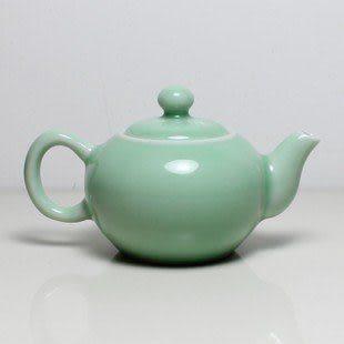 龍泉青瓷  套裝陶瓷茶杯茶壺