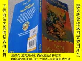二手書博民逛書店merry罕見mister meddleY200392