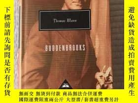 二手書博民逛書店Buddenbrooks:罕見The Decline of a Family 布登勃洛克一家 Thomas Man