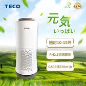 TECO東元 360°零死角智能空氣清淨機 NN4002BD