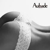 Aubade-BAHIA&MOI有機棉S-XL平口褲(白)PY經典