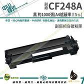 [二支] HP CF248A / 48A 副廠相容碳粉匣 M15/M28