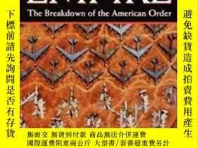 二手書博民逛書店After罕見the Empire:The Breakdown