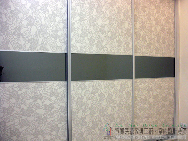系統家具/系統櫃/木工裝潢/平釘天花板/造型天花板/工廠直營/系統家具價格/系統拉門衣櫃-sm0609