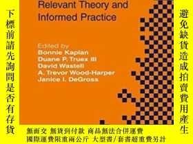 二手書博民逛書店Information罕見Systems ResearchY255562 Kaplan, Bonnie; Tr