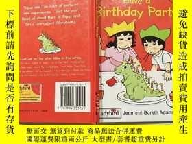 二手書博民逛書店have罕見a birthday party:舉辦生日聚會:Y200392
