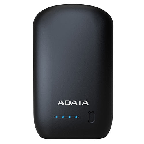 ADATA 威剛 P10050 圓潤小巧可愛 大容量 10050mAh 行動電源