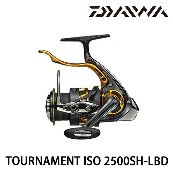 漁拓釣具 DAIWA 15 TOURNAMENT ISO 2500SH-LBD (手剎車捲線器)