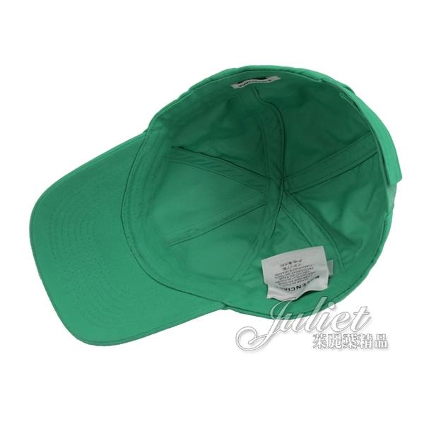 茱麗葉精品【全新現貨】BALENCIAGA 巴黎世家 529192 刺繡LOGO棉質棒球帽.綠