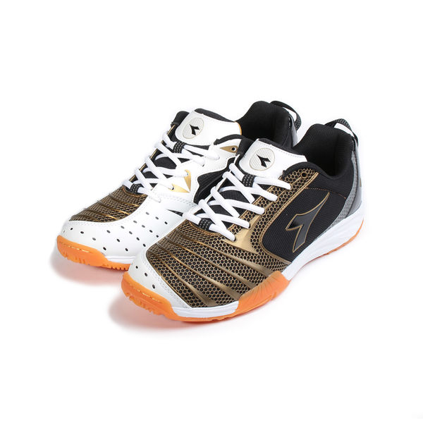 DIADORA DA3920 專業羽球鞋 黑金 DA3920 男