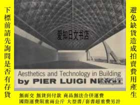 二手書博民逛書店【罕見】Aesthetics And Technology In