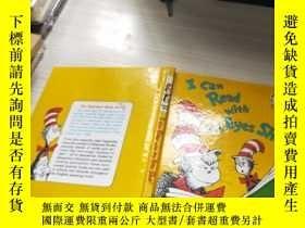 二手書博民逛書店I罕見Can Read With My Eyes Shut!Y241950 Dr. Seuss(苏斯博士)