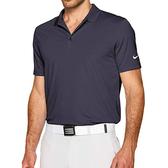 Nike 男Dry Polo高爾夫衫 (黑色)