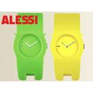 ALESSI義大利[品牌 慵懶的貓造型手環錶 一體成型手錶 柒彩年代【NE841】原廠公司貨