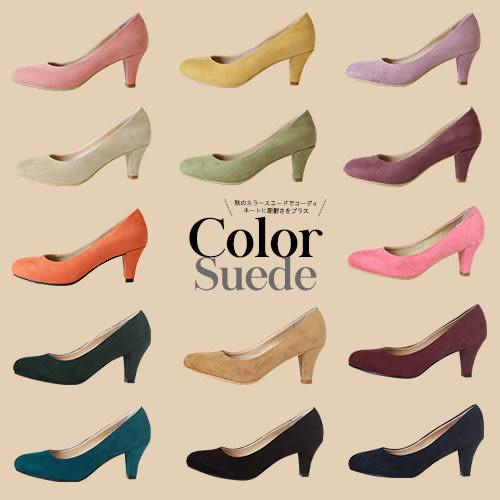 (限時↘結帳後980元)BONJOUR☆超穩!天生模豆6cm彈力靜音高跟鞋(淺色)Model Shoes(7色)