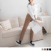 OB嚴選《BA1802-》素色質感打褶哈倫褲.4色--適 S~XL