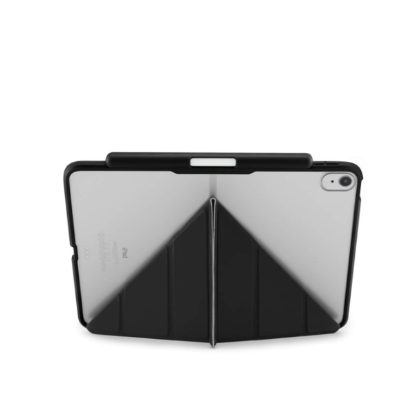 Pipetto iPad Air 10.9吋 第4代 (2020) Origami TPU多角度多功能保護套(內建筆槽)