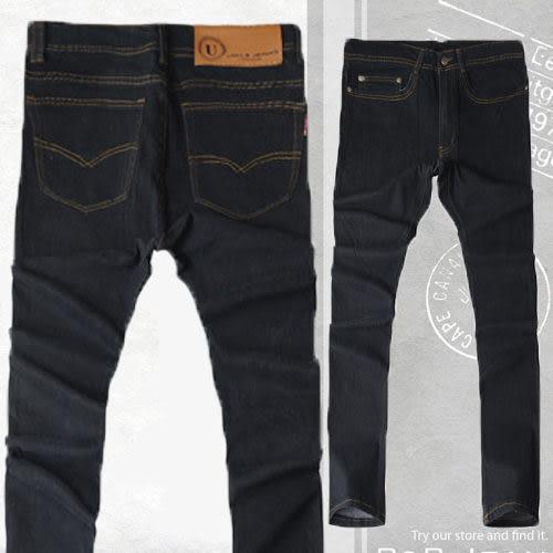 牛仔褲.厚磅丹寧原色牛仔工作褲