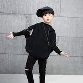 少兒童街舞服裝女孩嘻哈爵士舞表演服男童 LQ1599『科炫3C』