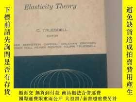 二手書博民逛書店FOUNDATIONS罕見OF ELASTICITY THEORY(彈性理論基礎)Y417921 外文版