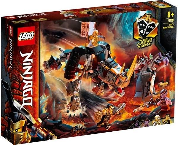 樂高LEGO NINJAGO 冰忍的牛角騎獸 Zane's Mino Creature 71719 TOYeGO 玩具e哥