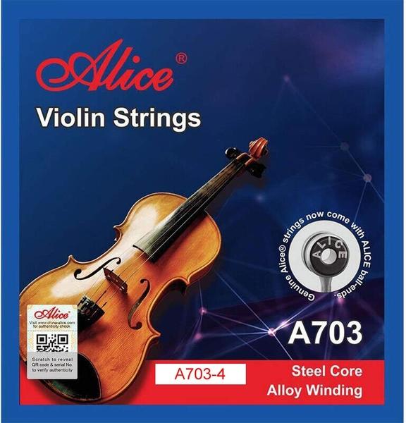 小叮噹的店 Alice A703-4 小提琴弦 第四弦 G弦