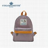 【COLORSMITH】CV.休閒後背包.CV1393-PU-XS
