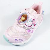 (A9) 日本Moonstar 月星 機能童鞋 蘇菲亞 冰雪奇緣聯名運動鞋款 DNC12404 粉 [陽光樂活]