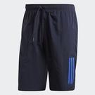樂買網 ADIDAS 18FW 男款 海灘褲 休閒短褲 3S SH CL beach pants系列 CV5187