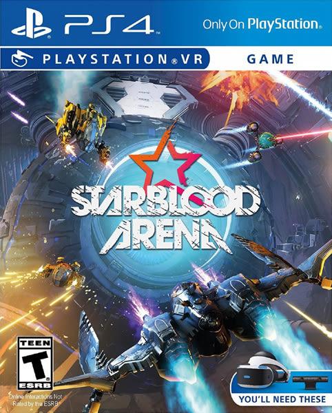 PS4 星血競技場 VR(英文版,支援VR)