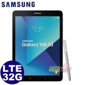 Samsung Galaxy Tab S3 9.7吋 ◤刷卡◢ T825 平板 (32G / LTE )